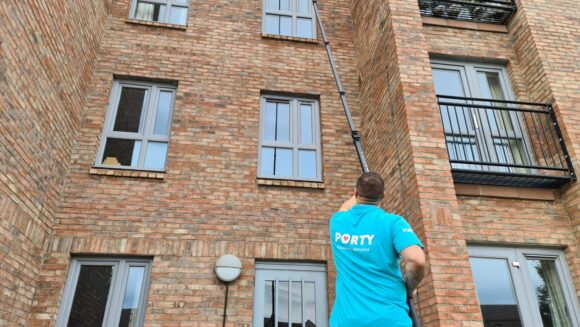 High Level Window Cleaning Professional services